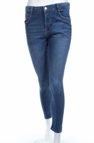 Γυναικείο Τζίν Zara, Μέγεθος L, Χρώμα Μπλέ, Τιμή 28,87€