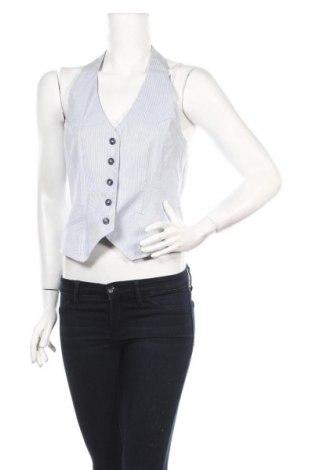 Дамски елек H&M, Размер M, Цвят Син, 98% памук, 2% еластан, Цена 7,00лв.
