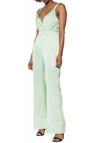 Dámský overal Ivyrevel, Rozměr XS, Barva Zelená, 97% polyester, 3% elastan, Cena  664,00Kč
