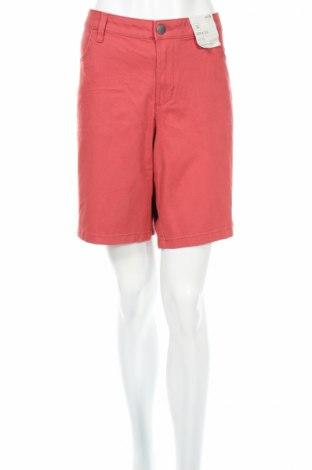 Dámske kraťasy  Clothing & Co, Veľkosť XXL, Farba Ružová, 97% bavlna, 3% elastan, Cena  7,71€