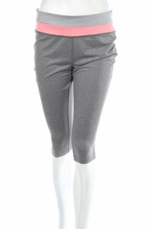 Γυναικείο κολάν Crivit, Μέγεθος XL, Χρώμα Γκρί, 88% πολυεστέρας, 12% ελαστάνη, Τιμή 9,94€