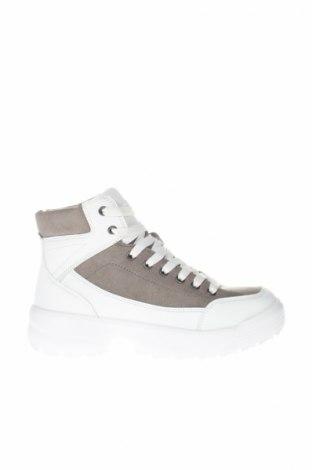 Γυναικεία παπούτσια Rainbow, Μέγεθος 36, Χρώμα Λευκό, Δερματίνη, κλωστοϋφαντουργικά προϊόντα, Τιμή 20,33€