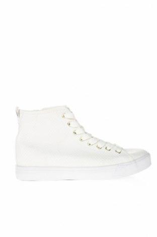 Γυναικεία παπούτσια Rainbow, Μέγεθος 38, Χρώμα Λευκό, Δερματίνη, Τιμή 20,93€