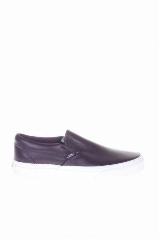 Γυναικεία παπούτσια Vans, Μέγεθος 38, Χρώμα Βιολετί, Γνήσιο δέρμα, Τιμή 58,45€
