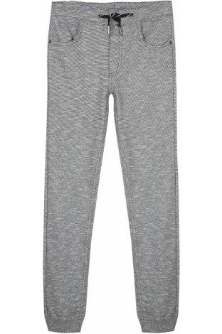 Παιδικό παντελόνι Beckaro, Μέγεθος 13-14y/ 164-168 εκ., Χρώμα Γκρί, 60% βαμβάκι, 40% πολυεστέρας, Τιμή 18,19€