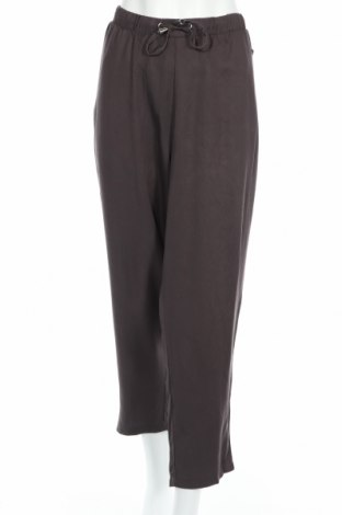 Pantaloni de femei Clothing & Co, Mărime XL, Culoare Gri, Lyocell, Preț 65,65 Lei