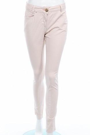 Дамски панталон Marella Sport, Размер XS, Цвят Розов, 98% памук, 2% еластан, Цена 19,76лв.