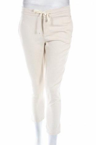 Pantaloni de femei Massimo Dutti, Mărime S, Culoare Ecru, Preț 100,07 Lei