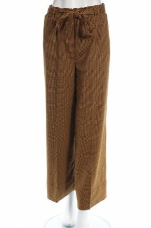 Дамски панталон New Look, Размер M, Цвят Многоцветен, 65% полиестер, 33% вискоза, 2% еластан, Цена 42,48лв.