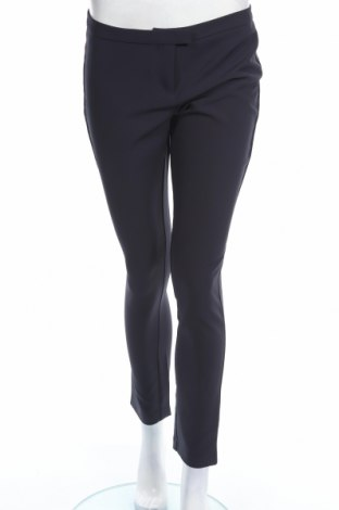 Дамски панталон United Colors Of Benetton, Размер M, Цвят Син, 95% полиестер, 5% еластан, Цена 55,30лв.