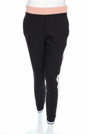 Pantaloni de femei Zara, Mărime XS, Culoare Negru, 87% poliester, 13% elastan, Preț 106,11 Lei