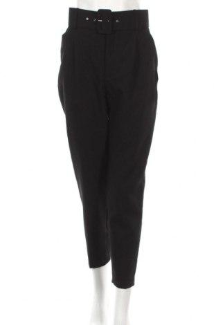Γυναικείο παντελόνι Zara, Μέγεθος S, Χρώμα Μαύρο, 69% πολυεστέρας, 26% βισκόζη, 5% ελαστάνη, Τιμή 21,90€