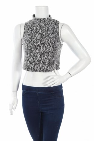 Γυναικείο αμάνικο μπλουζάκι Sparkle & Fade, Μέγεθος M, Χρώμα Μαύρο, 96% πολυεστέρας, 4% ελαστάνη, Τιμή 4,42€