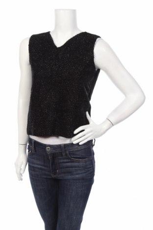 Γυναικείο αμάνικο μπλουζάκι Viventy by Bernd Berger, Μέγεθος M, Χρώμα Μαύρο, Πολυαμίδη, Τιμή 3,39€