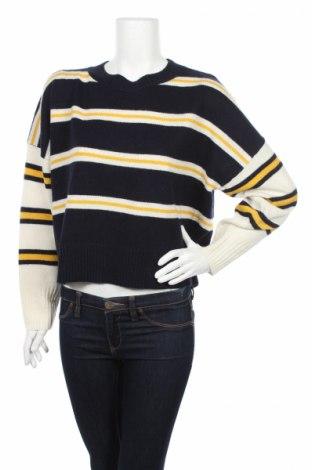 Дамски пуловер Topshop, Размер M, Цвят Многоцветен, 72% акрил, 16% полиамид, 12% вълна, Цена 53,76лв.