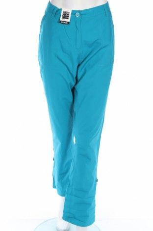 Дамски спортен панталон Regatta, Размер L, Цвят Син, 100% памук, Цена 48,00лв.