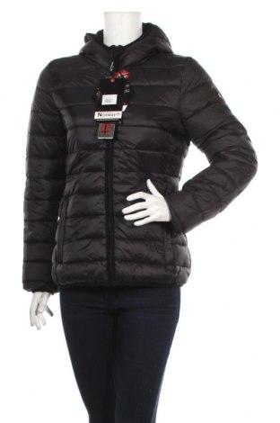 Γυναικείο μπουφάν Geographical Norway, Μέγεθος M, Χρώμα Μαύρο, Πολυαμίδη, Τιμή 80,08€