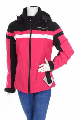 Дамско яке за зимни спортове West Scout, Размер XXL, Цвят Розов, Полиестер, Цена 105,30лв.