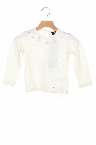 Детска блуза Artigli, Размер 18-24m/ 86-98 см, Цвят Екрю, 96% акрил, 4% еластан, Цена 10,62лв.