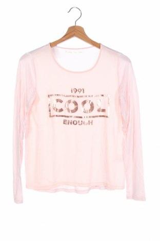 Детска блуза Blog By Gemo, Размер 13-14y/ 164-168 см, Цвят Розов, Полиестер, вискоза, еластан, Цена 3,94лв.