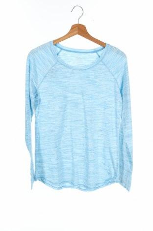 Детска блуза Justice, Размер 15-18y/ 170-176 см, Цвят Син, 87% памук, 13% полиестер, Цена 14,28лв.