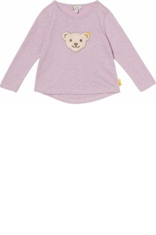 Παιδική μπλούζα Steiff, Μέγεθος 6-7y/ 122-128 εκ., Χρώμα Βιολετί, Βαμβάκι, Τιμή 12,62€