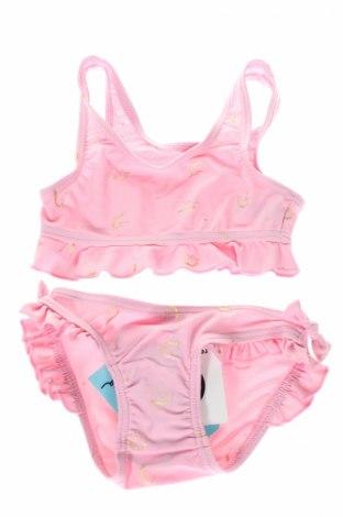 Strój kąpielowy dziecięcy Sanetta, Rozmiar 18-24m/ 86-98 cm, Kolor Różowy, 92% poliamid, 8% elastyna, Cena 34,65zł