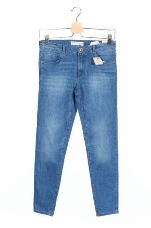 Παιδικά τζίν Zara Kids, Μέγεθος 11-12y/ 152-158 εκ., Χρώμα Μπλέ, 70% βαμβάκι, 28% πολυεστέρας, 2% ελαστάνη, Τιμή 14,07€