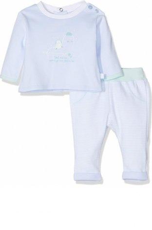Set de copii Absorba, Mărime 2-3m/ 56-62 cm, Culoare Albastru, Bumbac, Preț 55,58 Lei