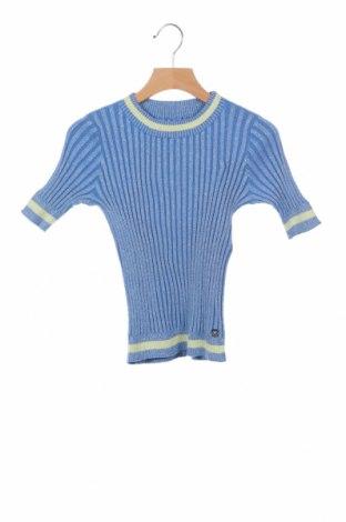 Detský sveter  Twin-Set, Veľkosť 9-10y/ 140-146 cm, Farba Modrá, 90% bavlna, 10% polyester, Cena  39,41€