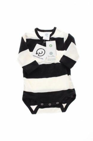Παιδικό κορμάκι Sanetta, Μέγεθος 2-3m/ 56-62 εκ., Χρώμα Λευκό, Βαμβάκι, Τιμή 10,39€