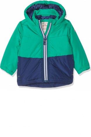 Детско яке Esprit, Размер 2-3m/ 56-62 см, Цвят Зелен, Полиестер, Цена 63,36лв.