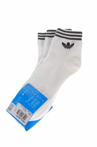 Set Adidas, Mărime L, Culoare Alb, 78% bumbac, 13% poliester, 7% poliamidă, 2% elastan, Preț 50,10 Lei