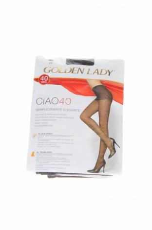 Комплект Golden Lady, Размер XL, Цвят Черен, 88% полиамид, 12% еластан, Цена 17,28лв.