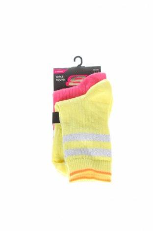 Komplet  Skechers, Veľkosť 13-14y/ 164-168 cm, Farba Ružová, 68% bavlna, 29% polyamide, 2% vlákna , 1% elastan, Cena  4,69€