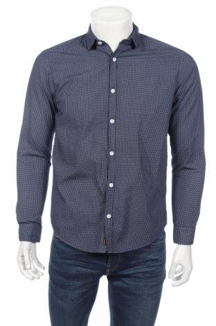 Męska koszula Esprit, Rozmiar M, Kolor Niebieski, Bawełna, Cena 21,60zł