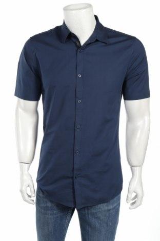 Pánska košeľa  Only & Sons, Veľkosť L, Farba Modrá, 97% bavlna, 3% elastan, Cena  10,67€