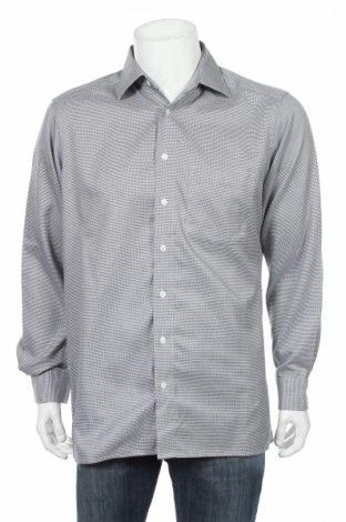 Мъжка риза Royal Class, Размер M, Цвят Сив, Памук, Цена 4,99лв.