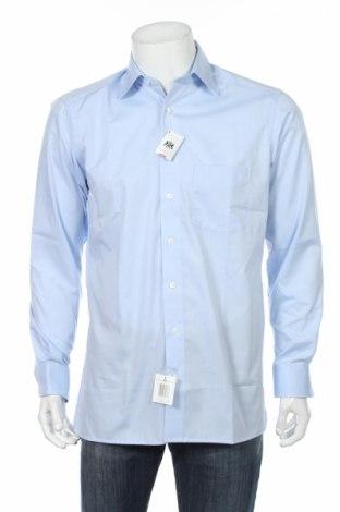 Мъжка риза Royal Class, Размер S, Цвят Син, Памук, Цена 7,61лв.