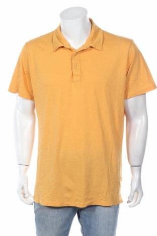 Мъжка тениска Old Navy, Размер XL, Цвят Жълт, Памук, Цена 19,95лв.