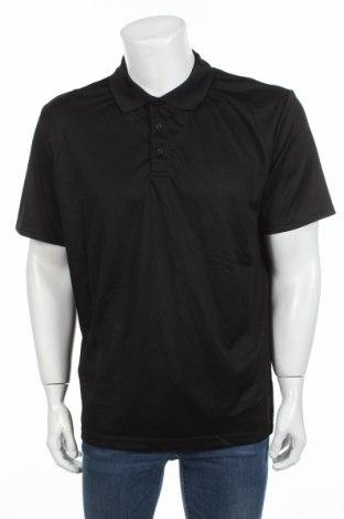 Pánske tričko  Sports, Veľkosť XXL, Farba Čierna, Polyester, Cena  3,63€