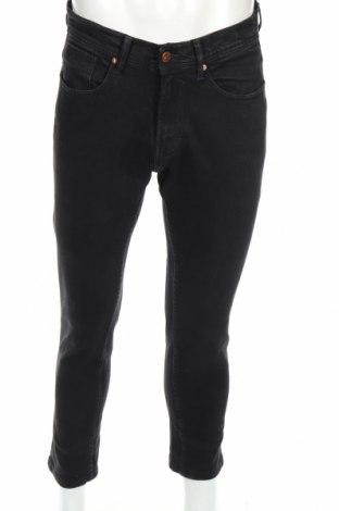 Blugi de bărbați Zara, Mărime M, Culoare Negru, Preț 94,63 Lei