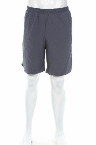 Мъжки къс панталон Crane, Размер XXL, Цвят Сив, Полиестер, еластан, Цена 12,29лв.