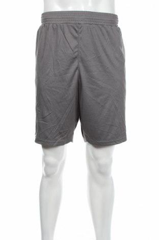 Мъжки къс панталон Mix, Размер XXL, Цвят Сив, Полиестер, Цена 9,24лв.