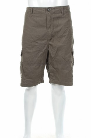 Pantaloni scurți de bărbați Old Navy, Mărime XXL, Culoare Verde, 100% bumbac, Preț 90,52 Lei