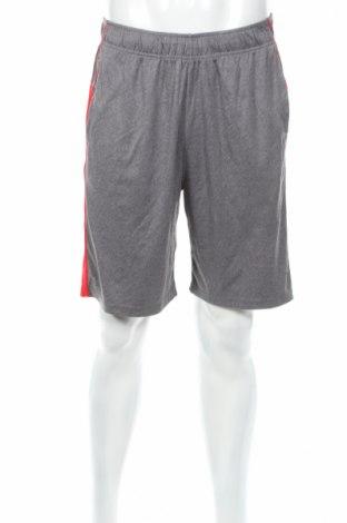 Мъжки къс панталон Old Navy, Размер M, Цвят Сив, Полиестер, Цена 23,10лв.
