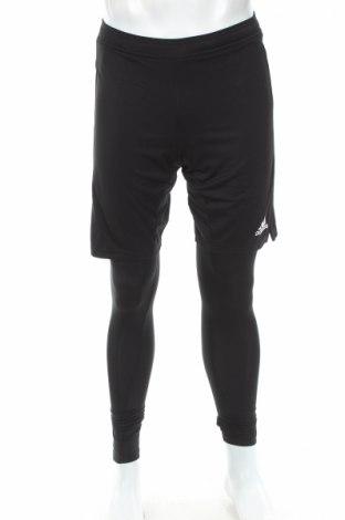 Colanți de bărbați Adidas, Mărime XS, Culoare Negru, 80% poliester, 20% elastan, Preț 91,19 Lei