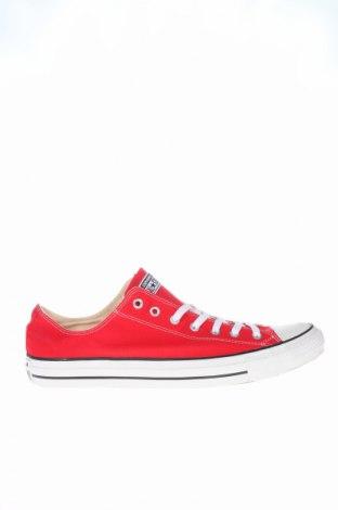 Încălțăminte bărbătească Converse, Mărime 53, Culoare Roșu, Textil, Preț 47,90 Lei