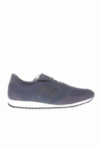 Încălțăminte bărbătească New Balance, Mărime 42, Culoare Albastru, Textil, piele ecologică, Preț 289,08 Lei
