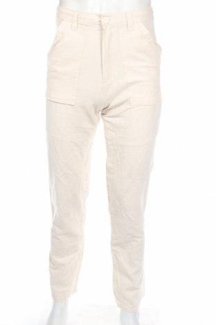 Мъжки панталон Armando, Размер S, Цвят Бежов, Цена 3,09лв.
